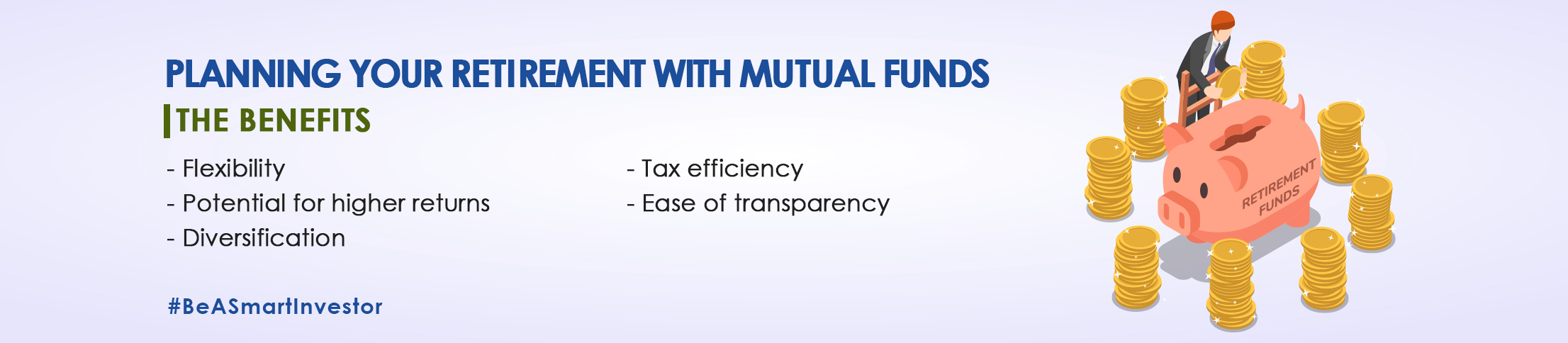 Planning Retirement with Mutual Funds